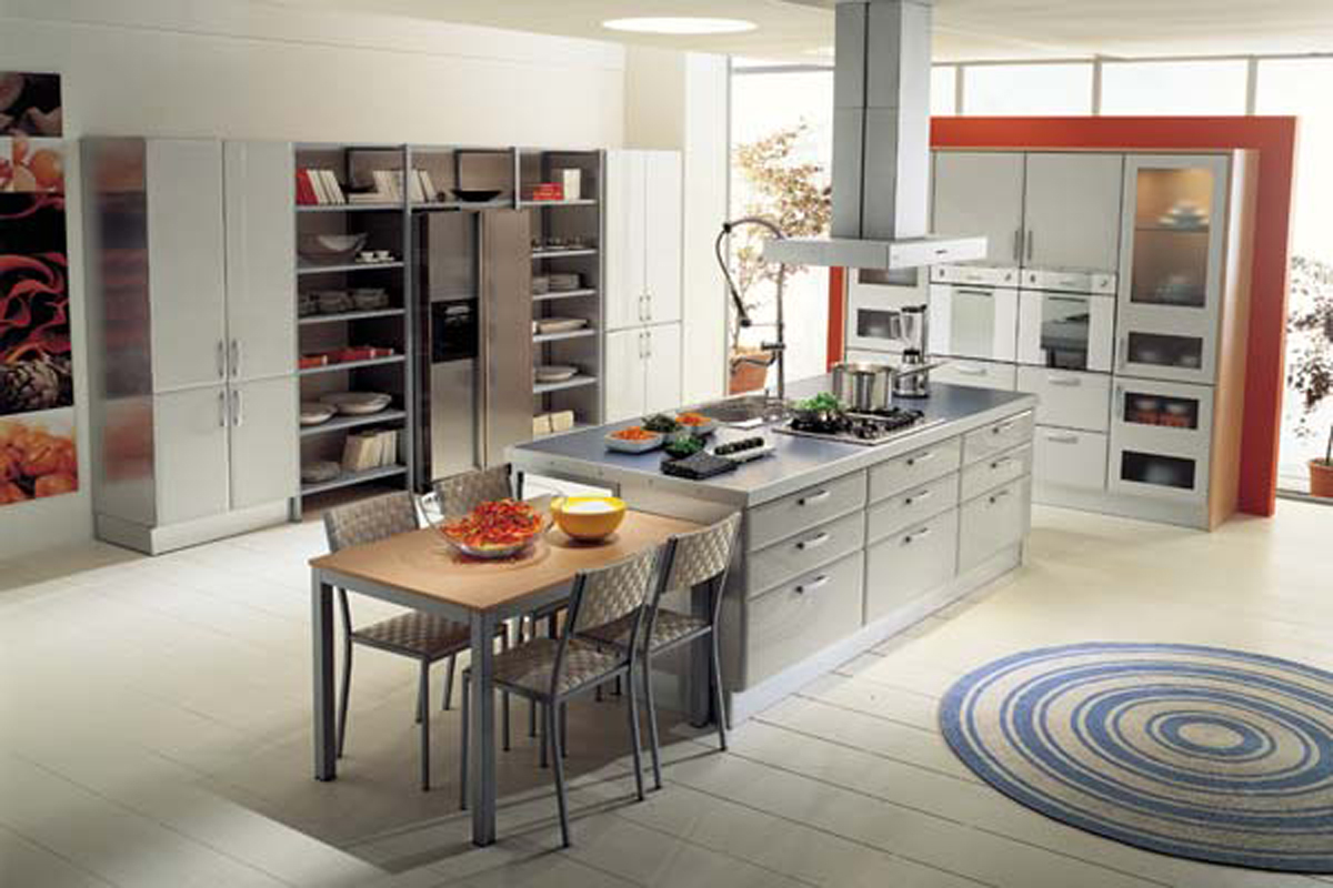 Modern Kitchen Designs wallpaper interior   Best One Interior 1200x800