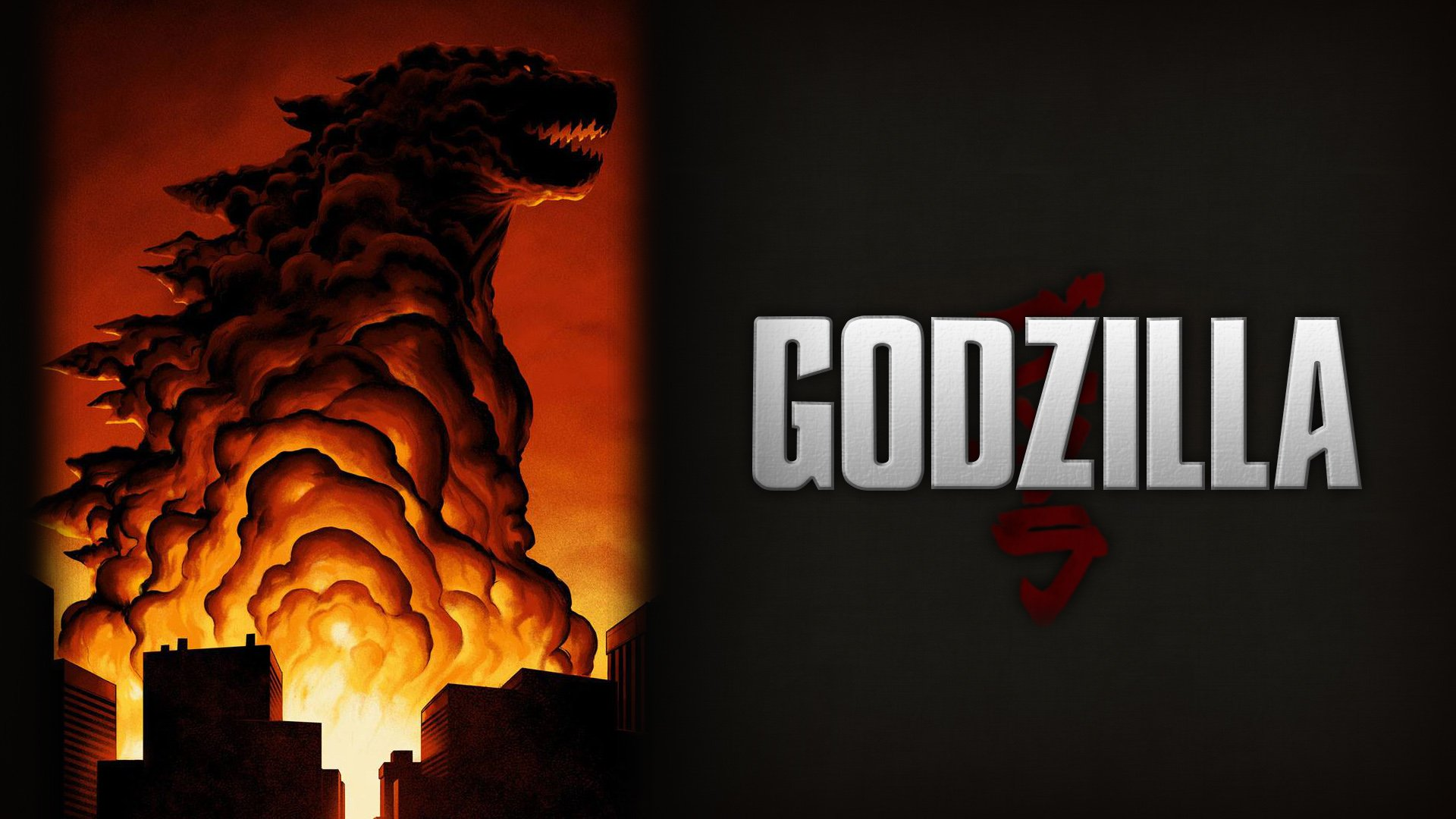 Godzilla Wallpapers HD 1920x1080