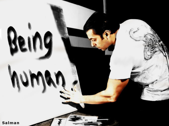 Download Salman Khan Being Human Wallpaper Gallery 720x540