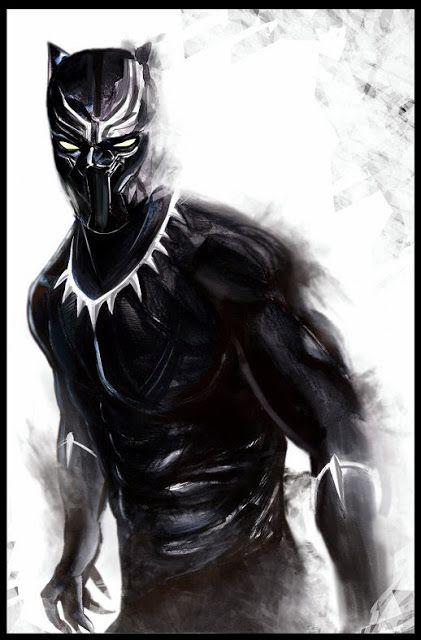 88 Black Panther Marvel Wallpapers On Wallpapersafari