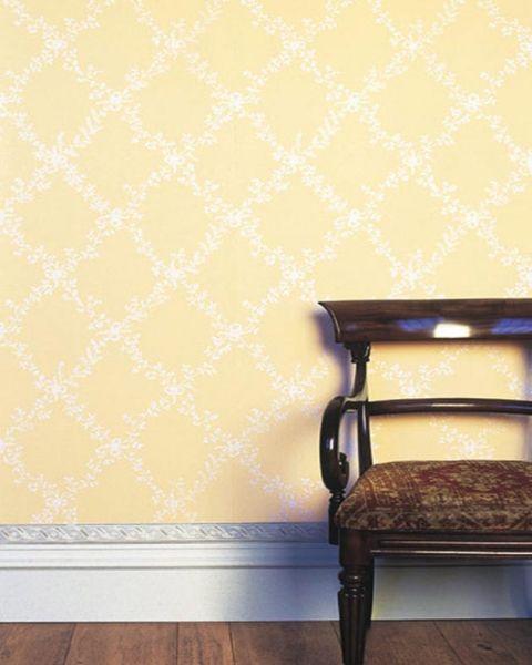 toile trellis brush applied and block printed toile trellis is 480x600