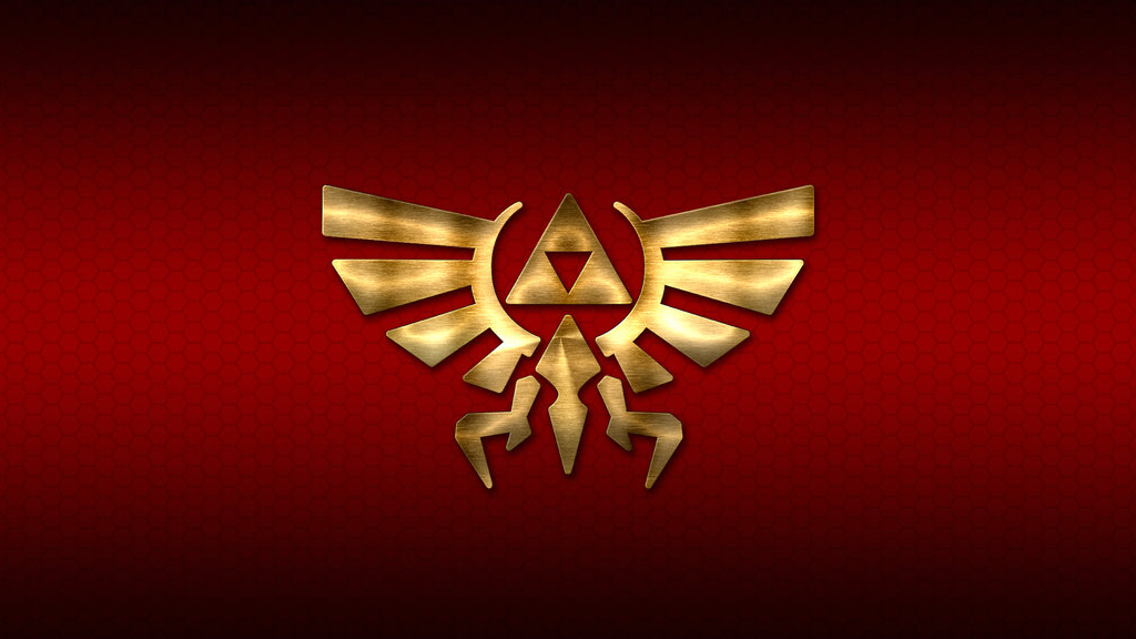 Golden Zelda Wallpaper 1080p by Dynamicz34 1024x576