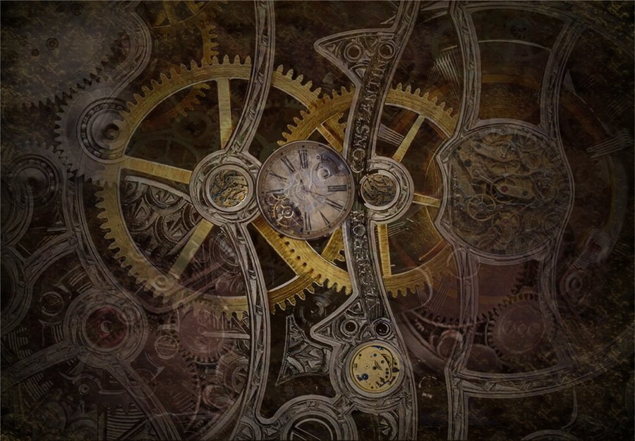 steampunk wallpaper v1 by colgreyis 900x626