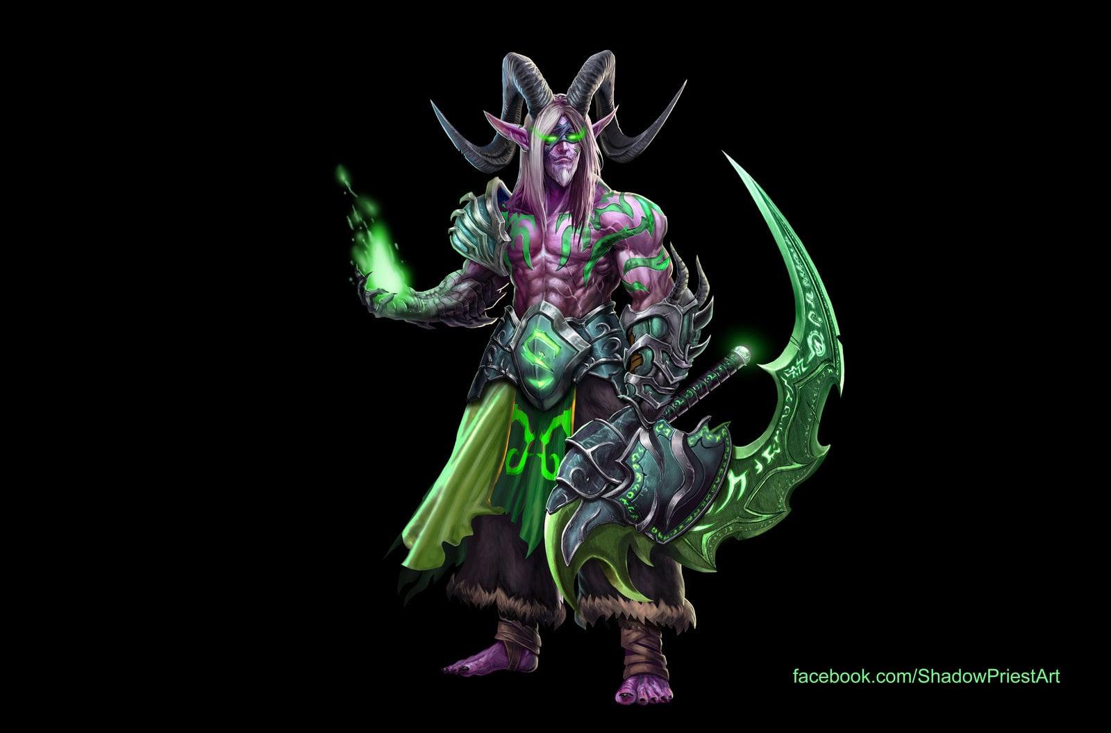 Free Download Rexxar World Of Warcraft World Of Warcraft Legion