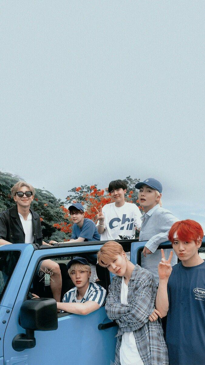 Free Download Bts Summer Package 2018 Wallpaper On We Heart