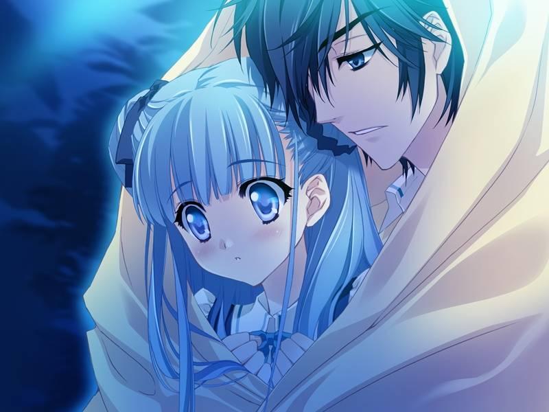 Anime Couple Kissing Drawing  getdrawingscom