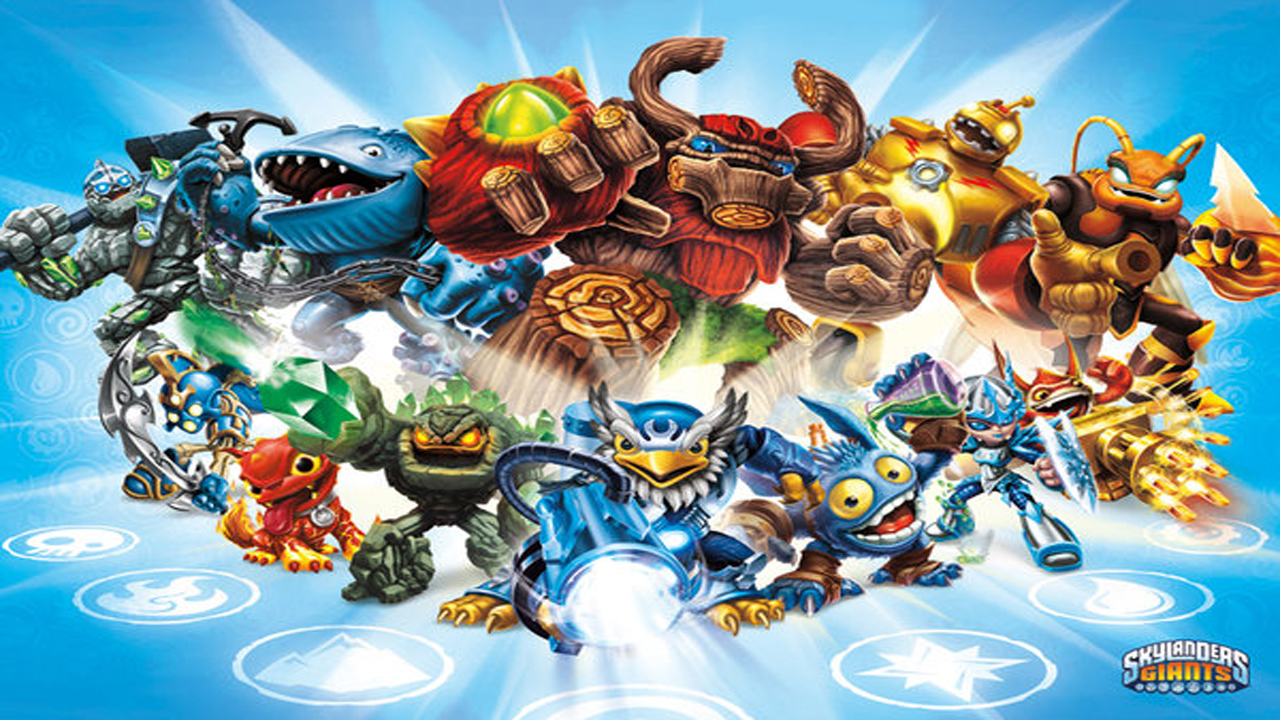 Skylanders Giants desktop wallpaper 34 of 45 Video Game Wallpapers 1280x720