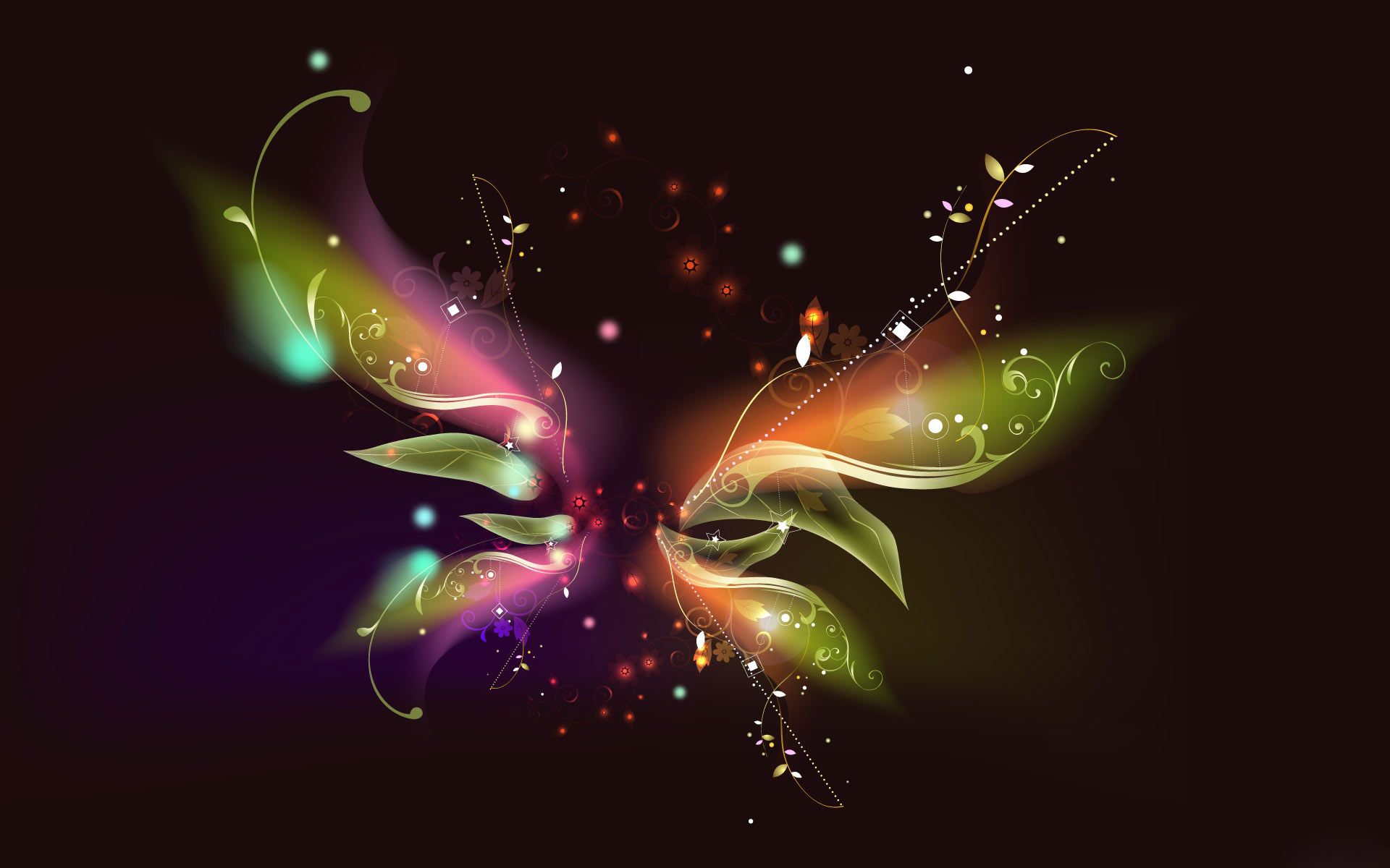 Butterfly 3D wallpaper 145669 1920x1200