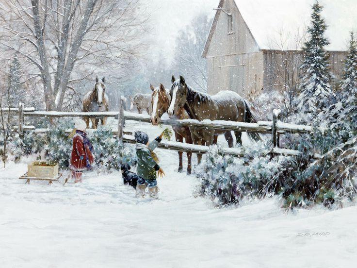 Lang calendar Horses Pinterest 736x552