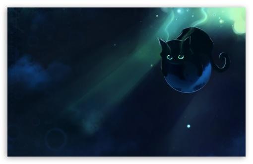 Spacecat HD desktop wallpaper Widescreen High Definition Mobile 510x330