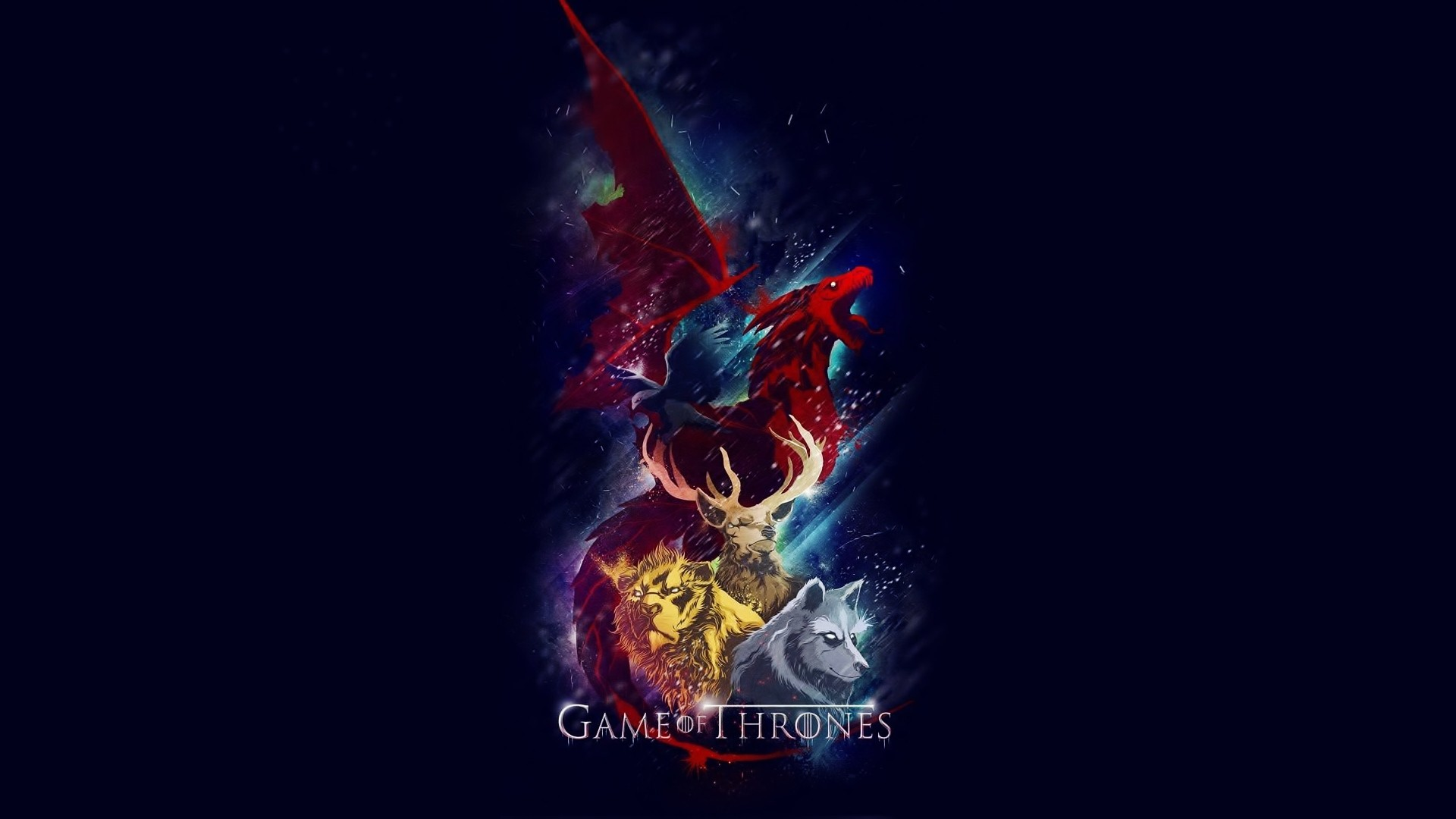 Game Of Thrones Wallpaper Houses 1920x1080 Backgrounds