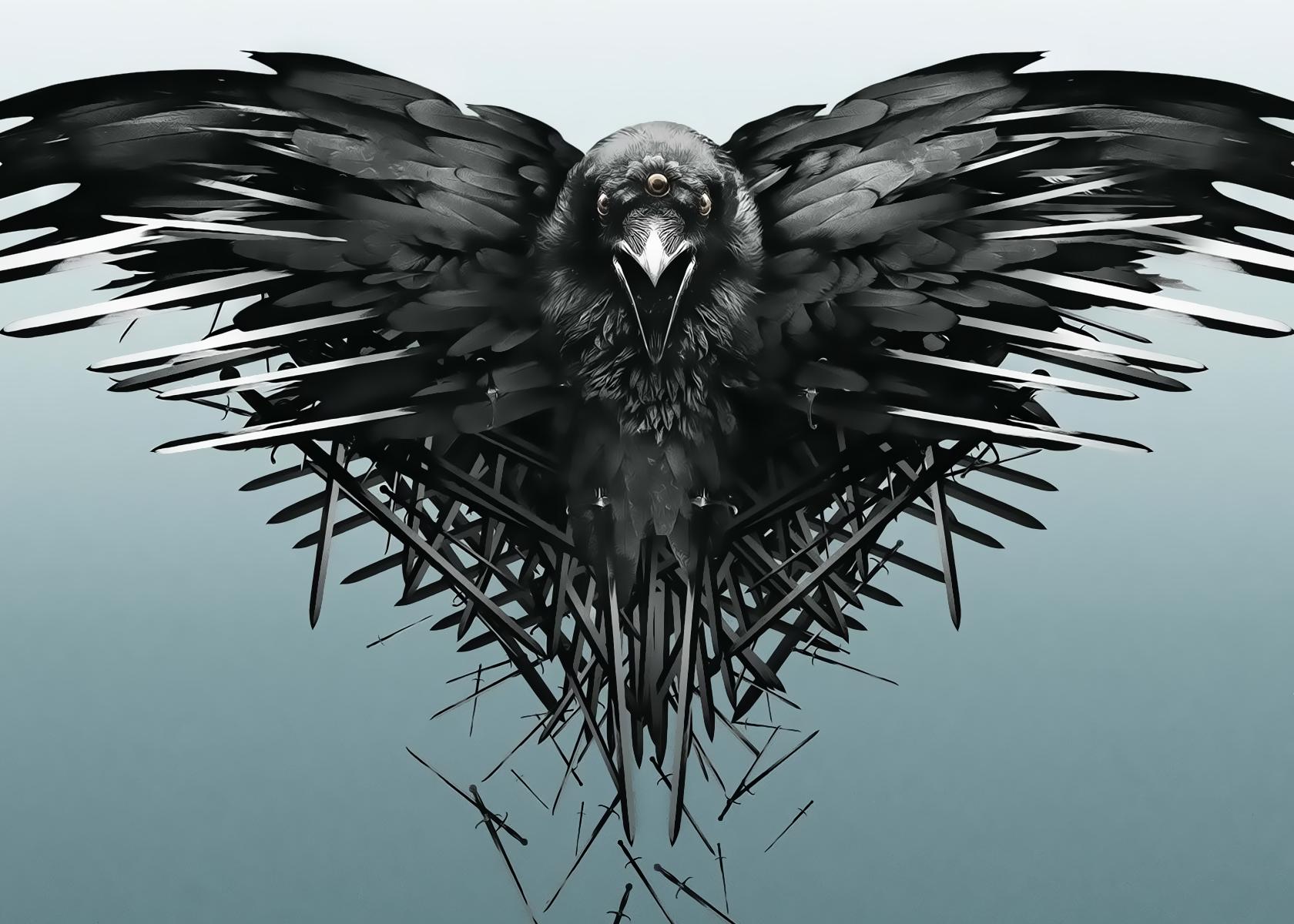 Game Of Thrones All Men Must Die poster plus wallpaper 1680x1200
