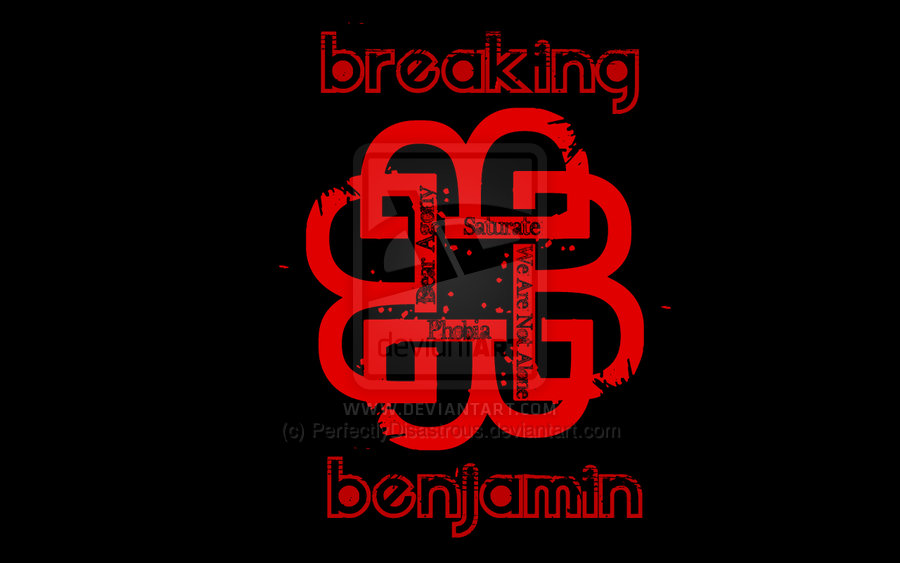 Breaking Benjamin Wallpaper by PerfectlyDisastrous 900x563