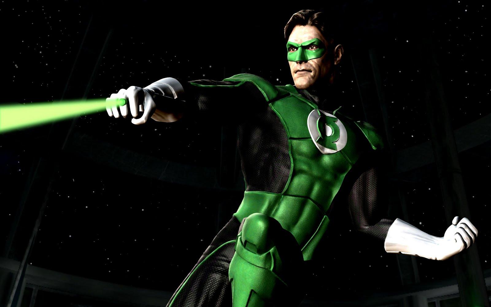 Green Lantern DC Comics HD Wallpaper Desktop Wallpapers 1600x1000