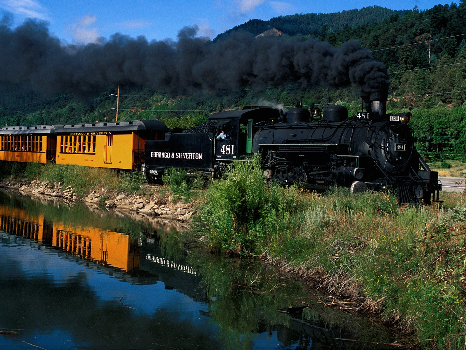 Wallpaper Trains   Trains 1600x1200