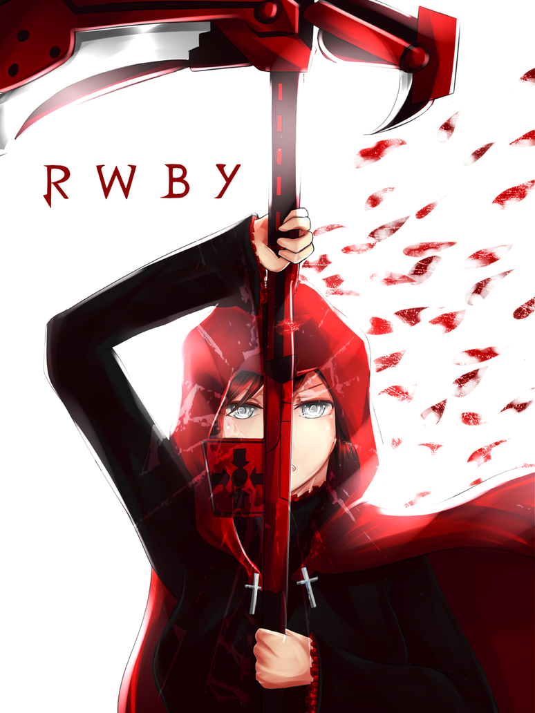 774x1032px Ruby Rose Rwby Wallpaper Wallpapersafari