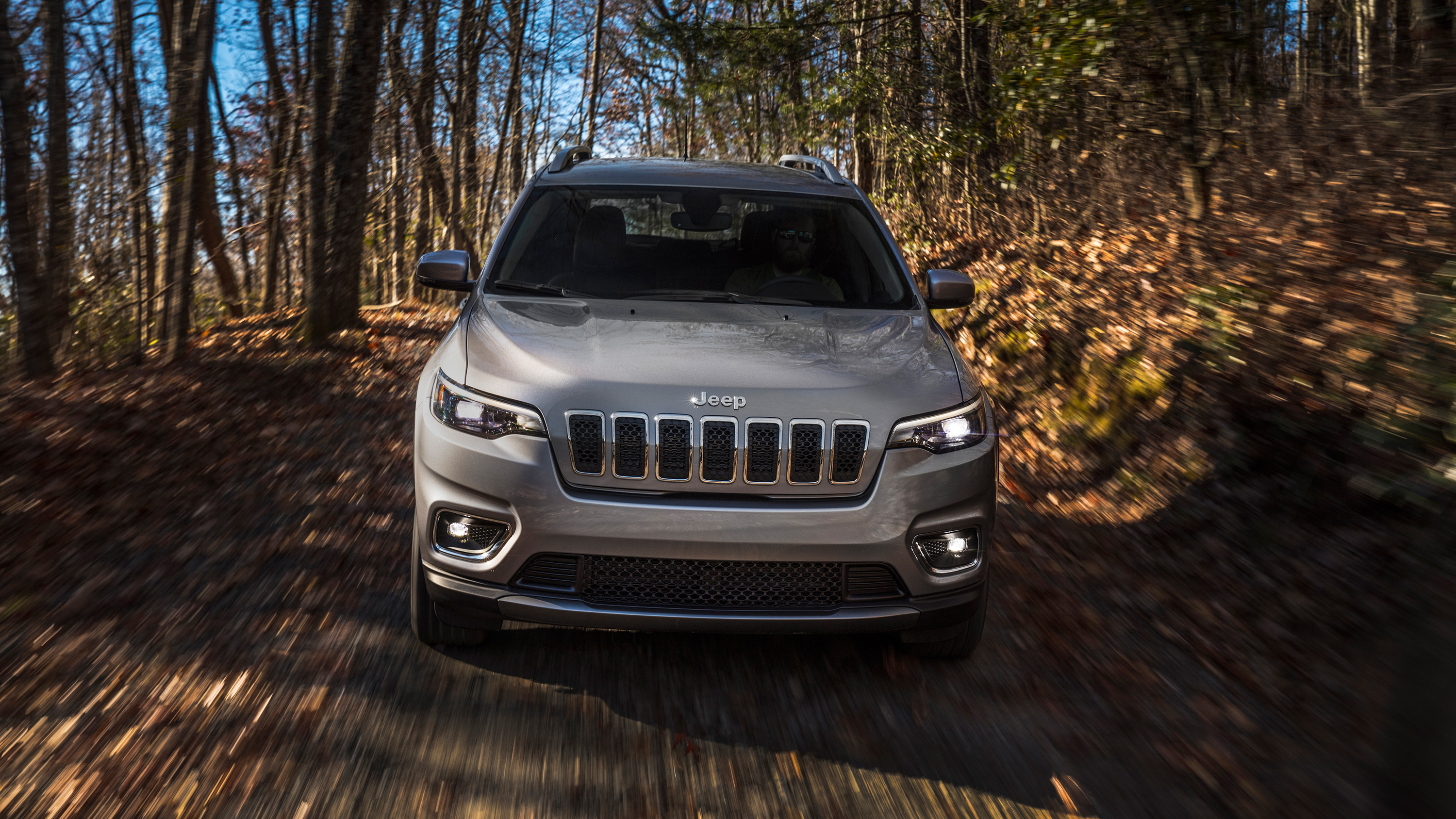 2019 Jeep Cherokee Limited Wallpaper HD Car Wallpapers ID 9414 3000x1688