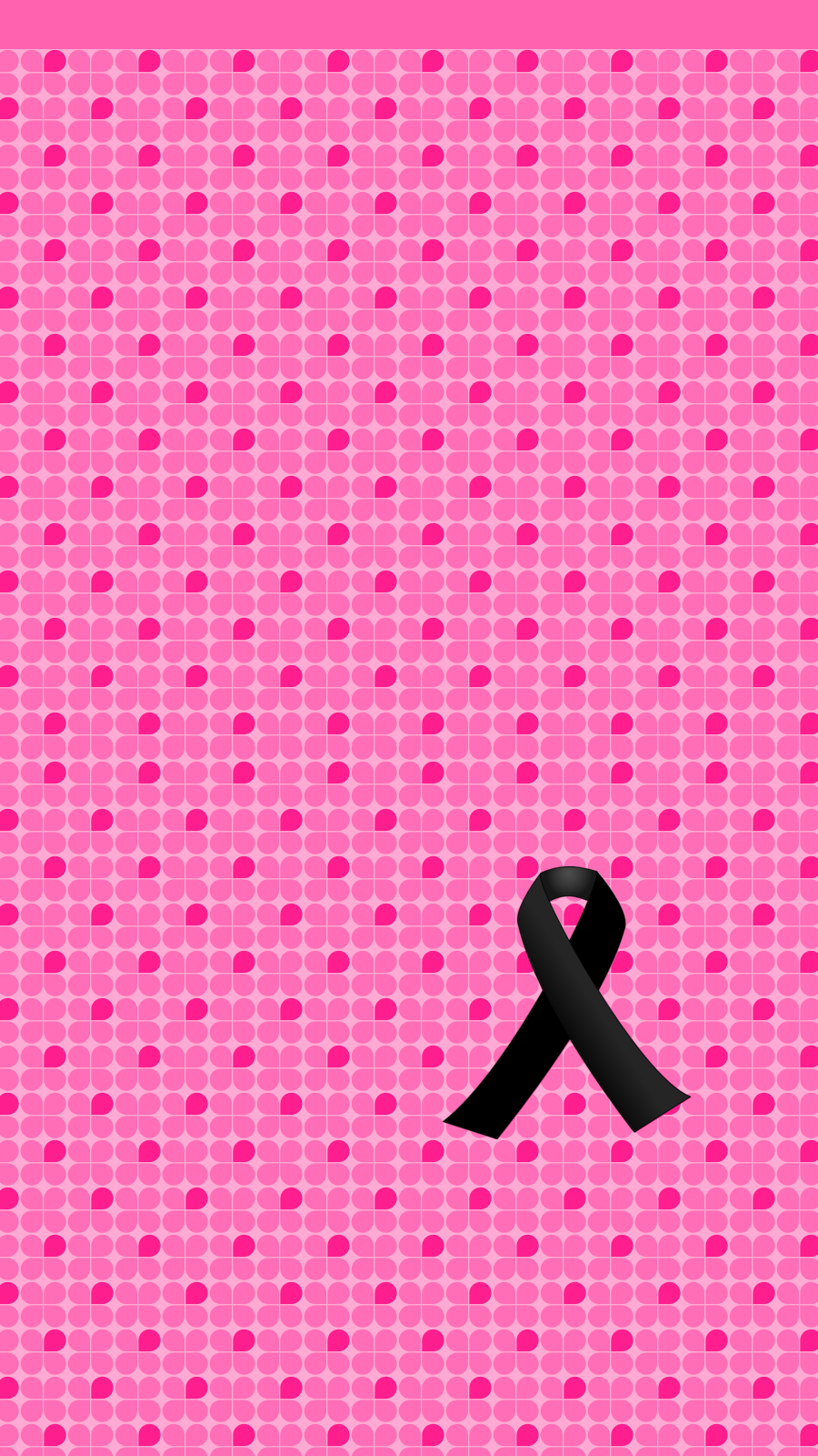LuvNote2 Breast Cancer Awareness Even my phone wants 900x1600