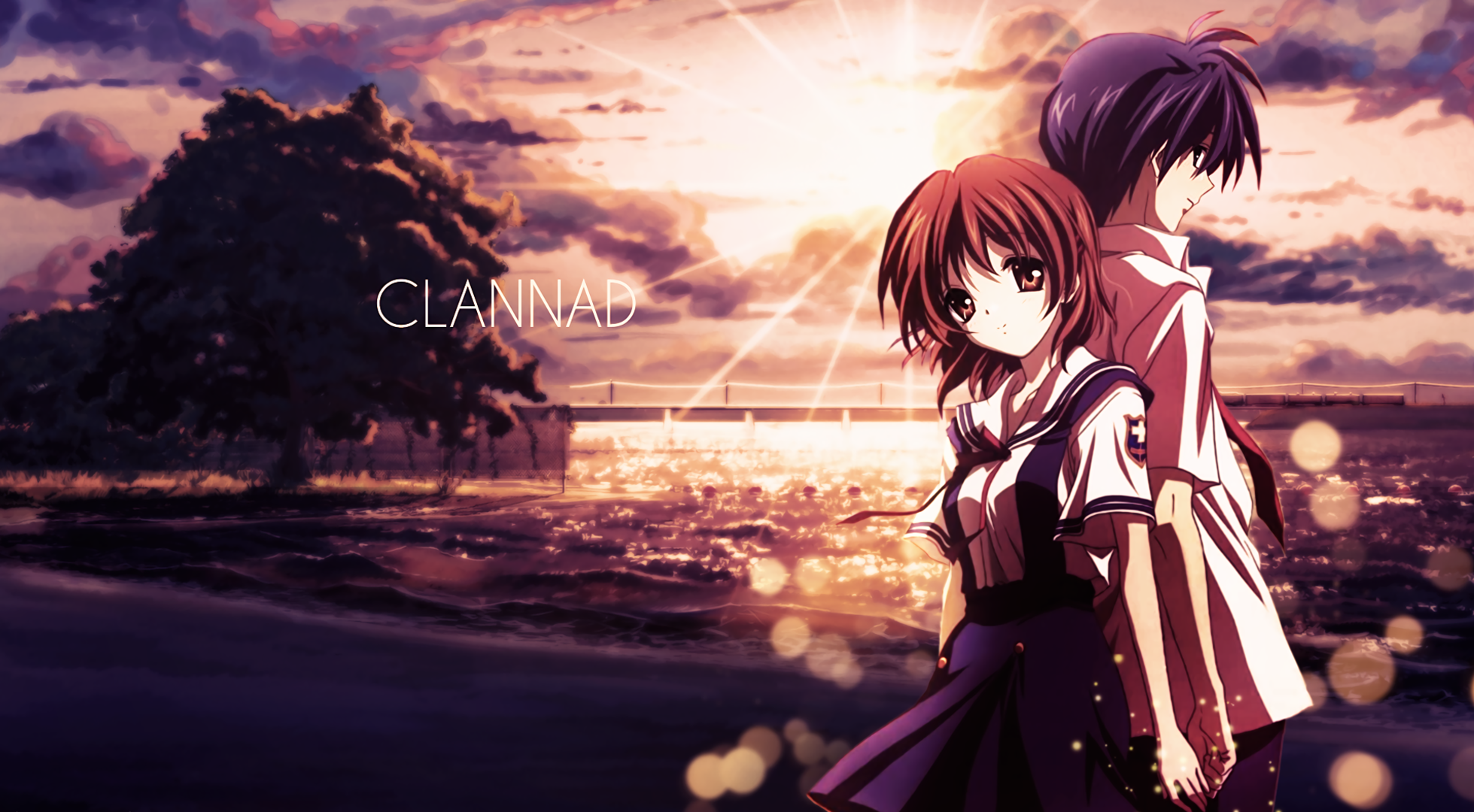 Clannad Wallpapers Backgrounds 1959x1080