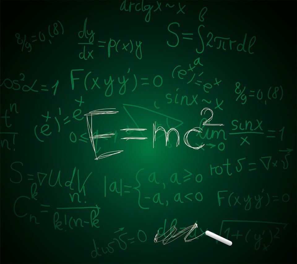 Physics Equations Wallpaper - WallpaperSafari