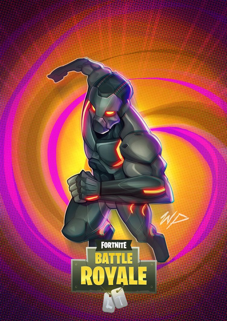 Get Fortnite Omega by Puekkers Iphone wallpapers Pinterest 751x1063