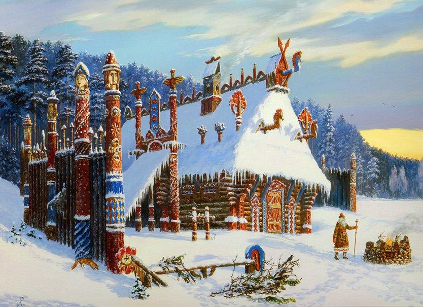 Рисунок российские праздники