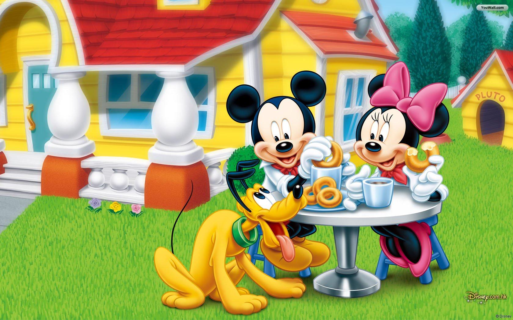 Mickey Mouse Wallpapers ImageBankbiz 1680x1050