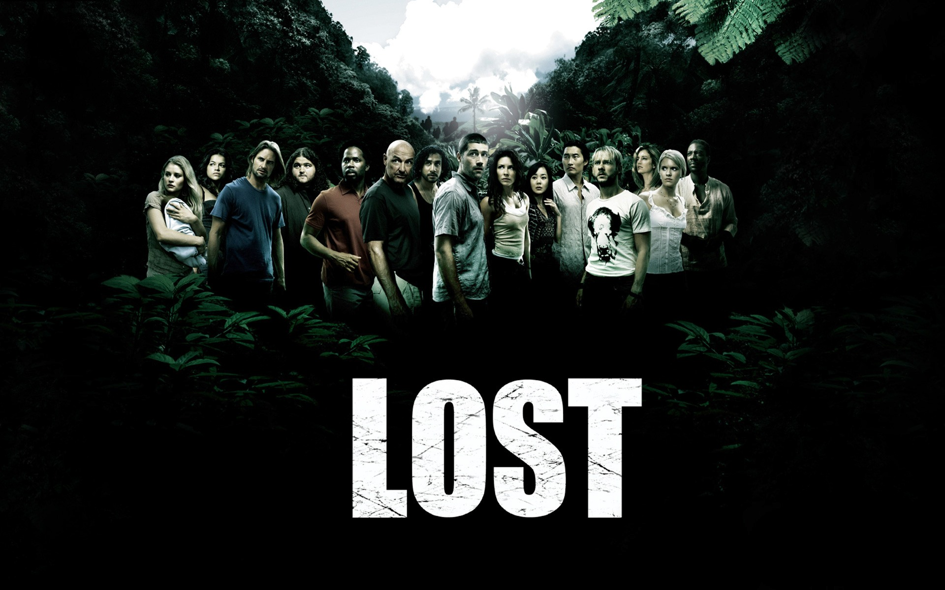 Lost TV Series Widescreen Wallpapers HD Wallpapers 1920x1200