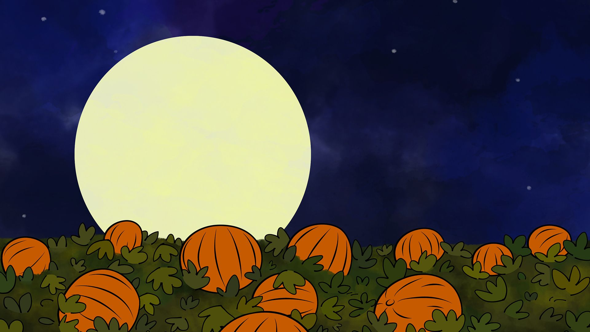 Download Great Pumpkin Charlie Brown Backgrounds 1920x1080