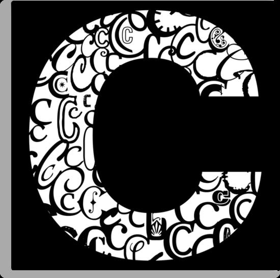 Letter C Wallpaper