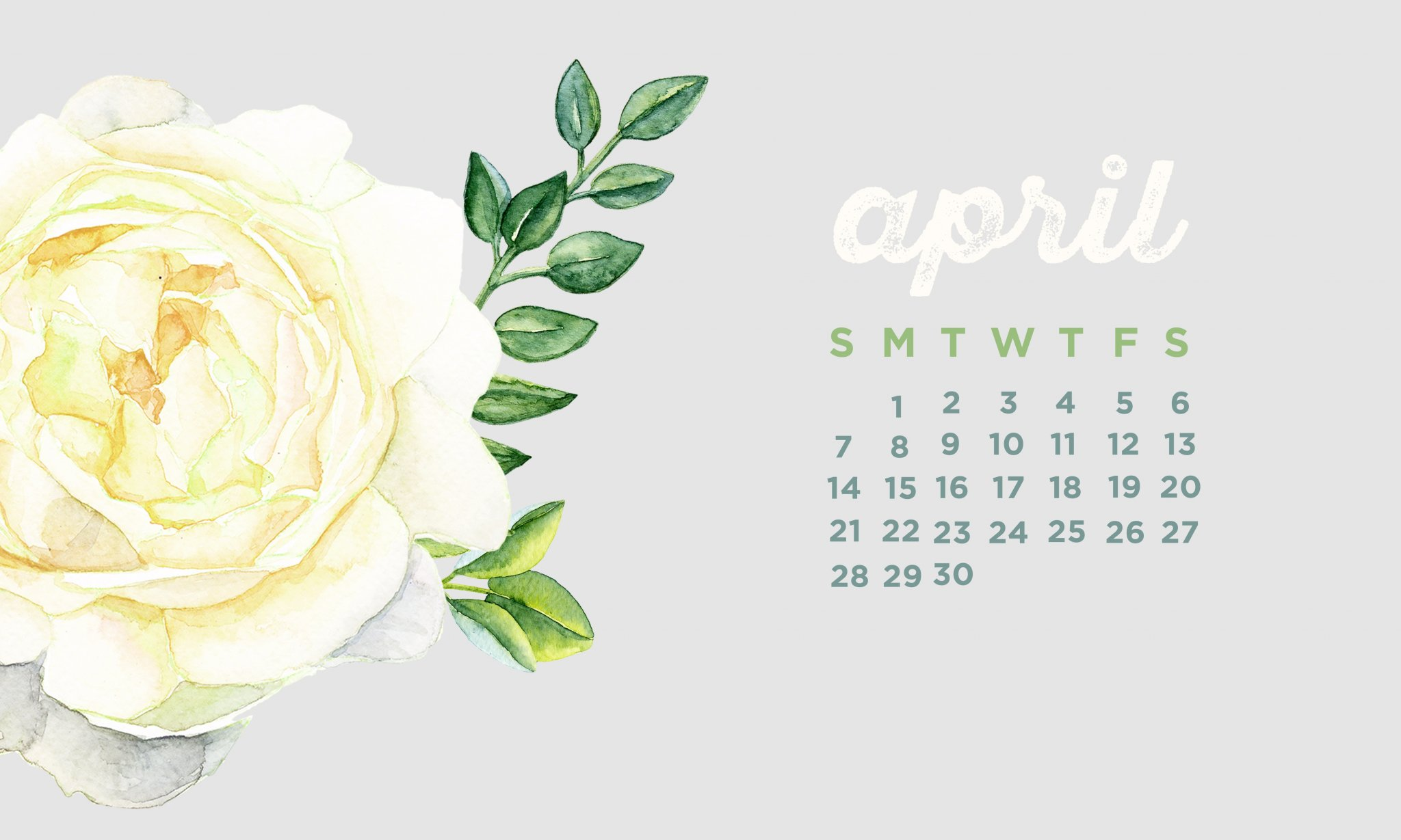 Free Download April 2019 Hd Calendar Wallpaper Printable Calendar