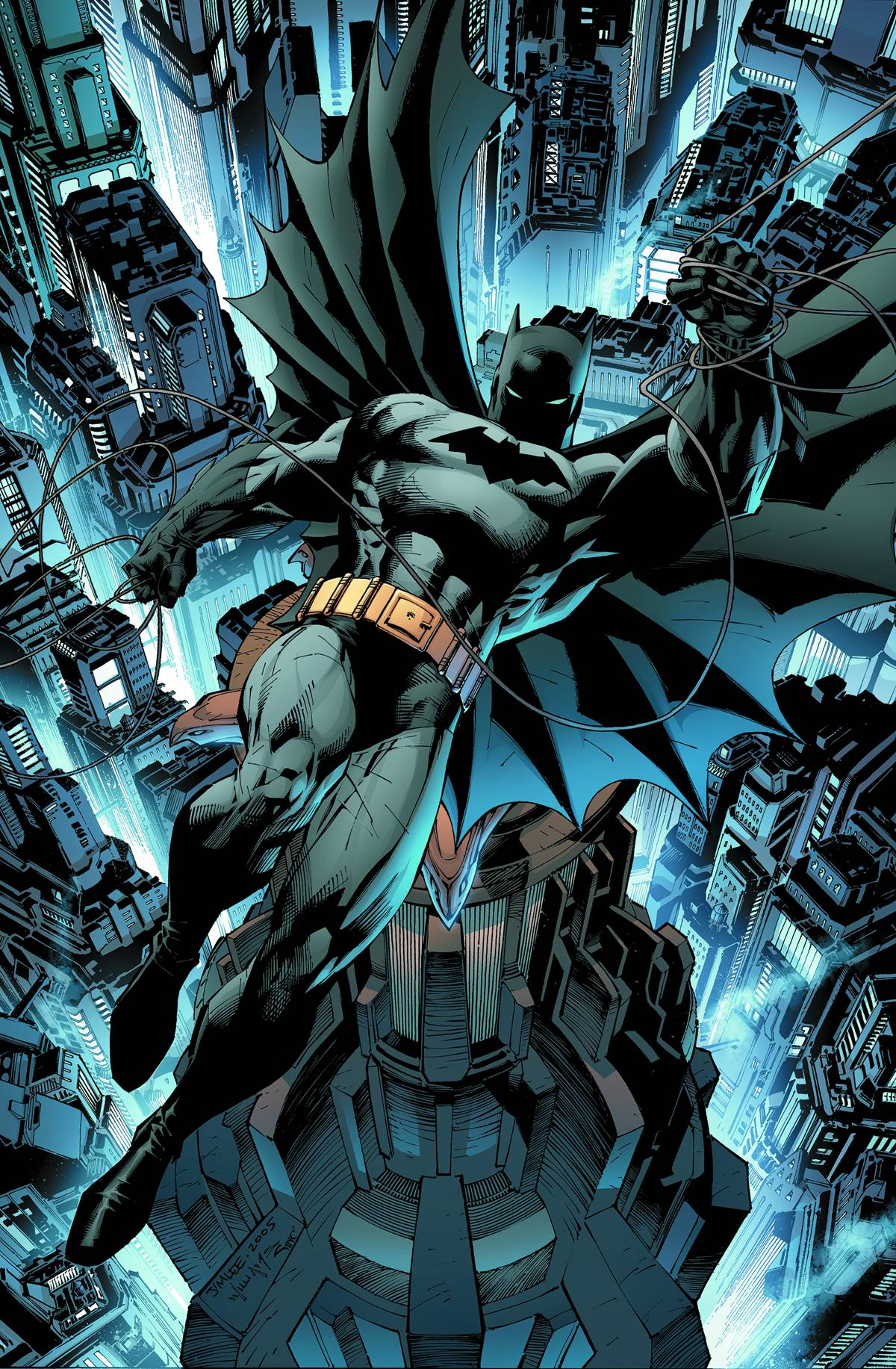 Batman Hush Wallpaper 1200x1833