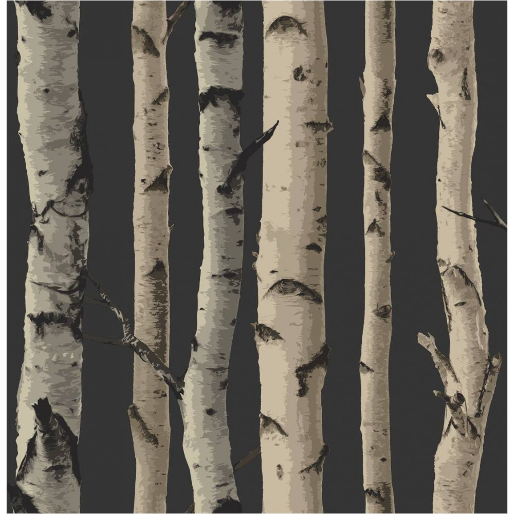 Home Wallpaper Fine Decor Fine Decor Birch Tree Wallpaper 1000x1000