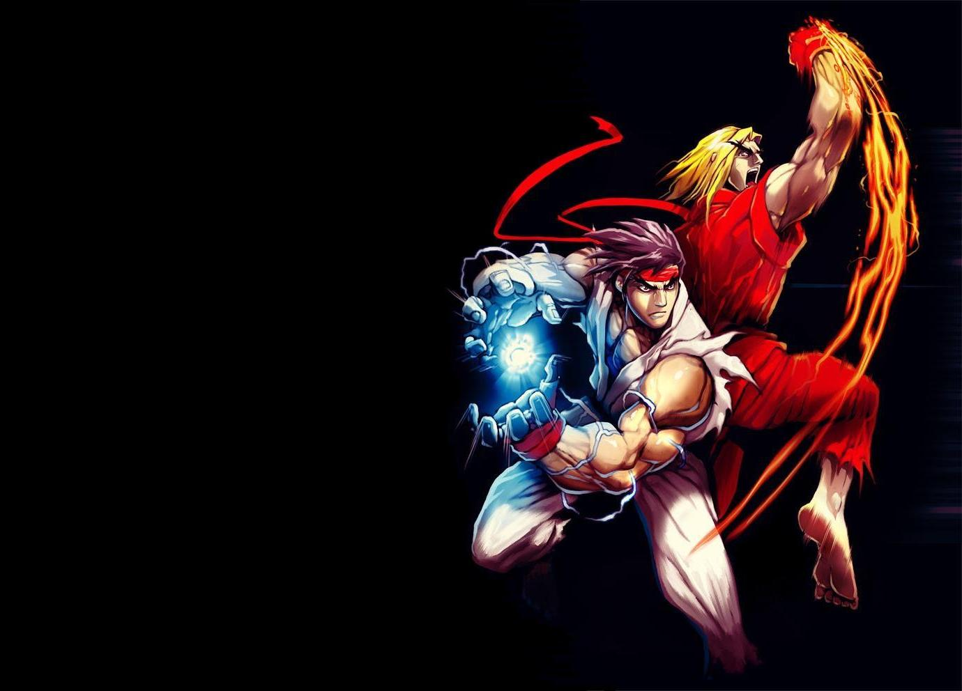 ken street fighter wallpaper - photo #9