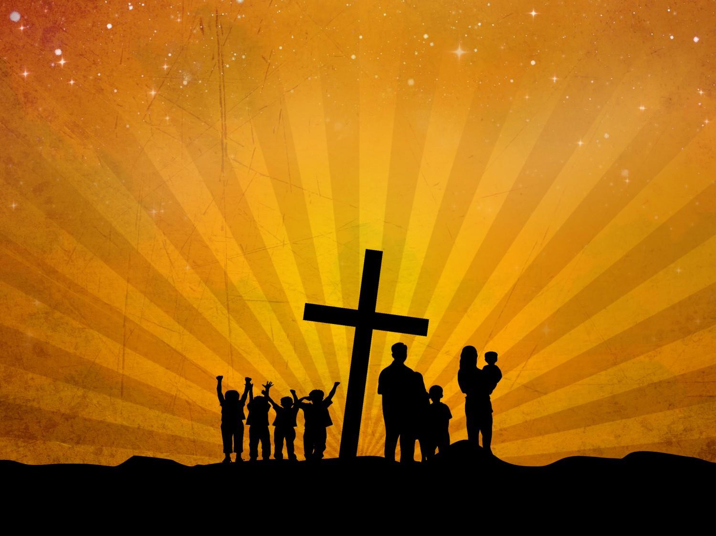 Christian Family Worship Background 1500x1125
