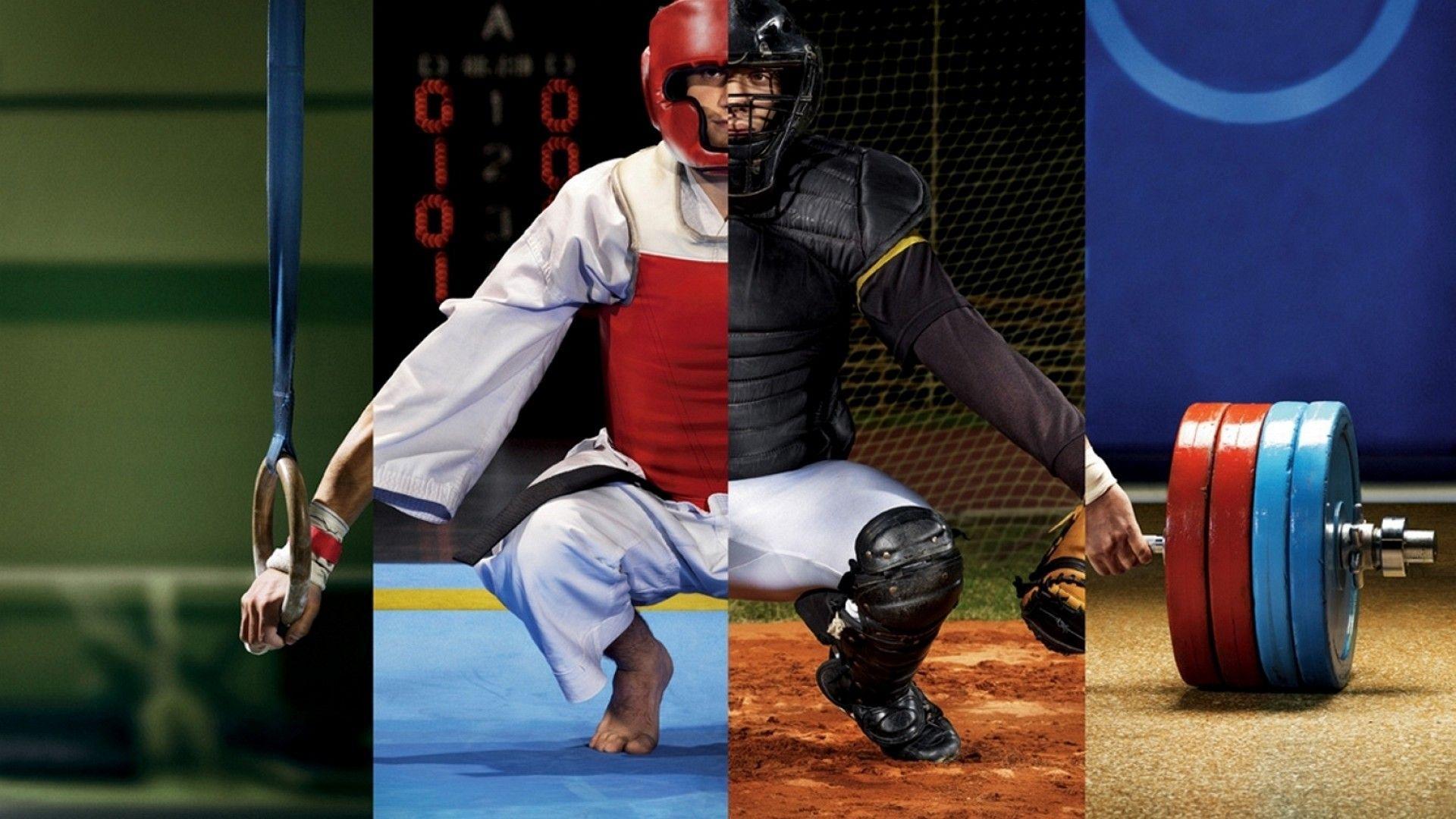 Weightlifting Baseball Beautiful HD Pics HQ Backgrounds 1920x1080