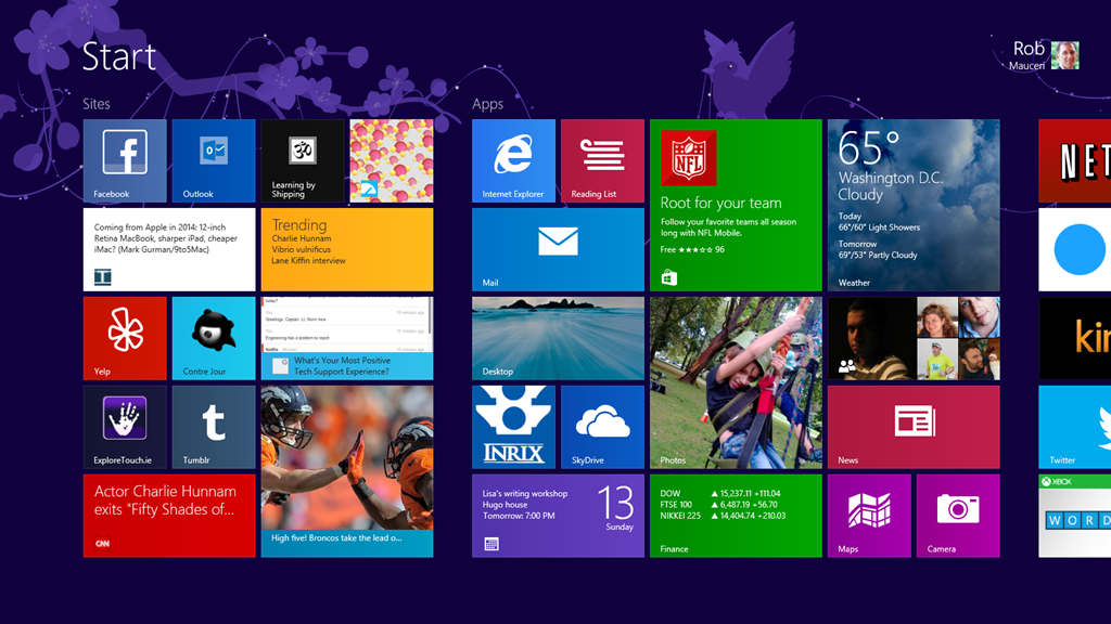 Windows 81 Best Experience of Your Web with Sites and Apps together 1024x576