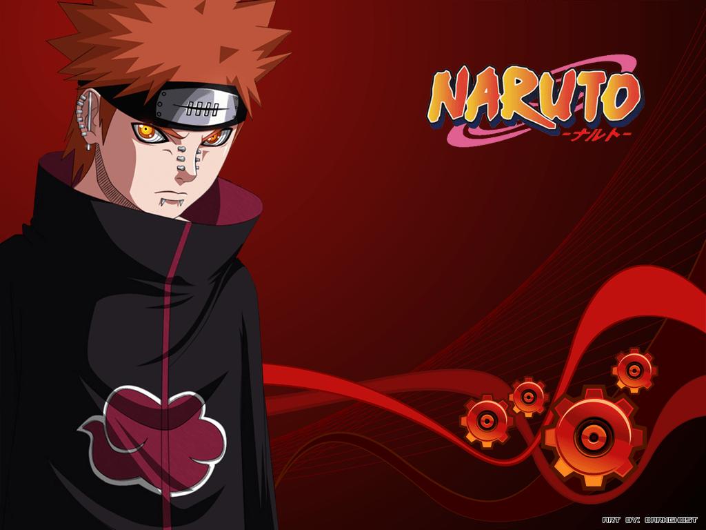 Naruto Pain Wallpapers 1024x768