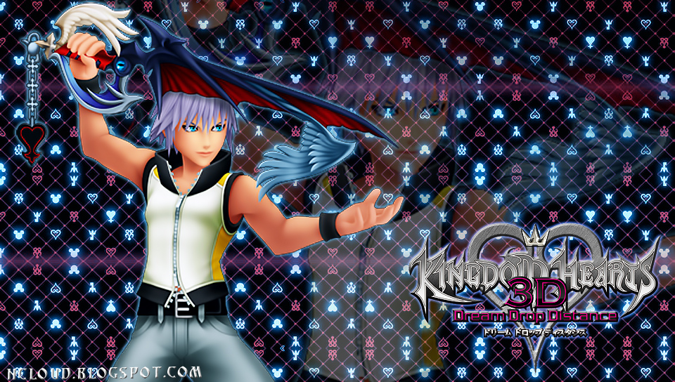 Anime My Kingdom Hearts 3D Dream Drop Distance Riku Vita Wallpaper 960x544