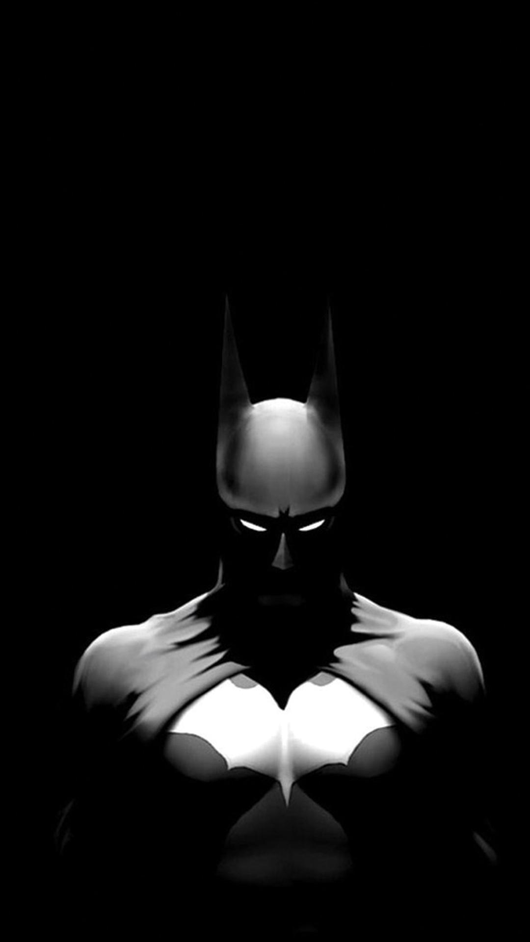 Batman Dark Illustration iPhone 6 Plus HD Wallpaper iPod Wallpaper 1080x1920