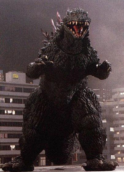 Godzilla Screensaver 404x557