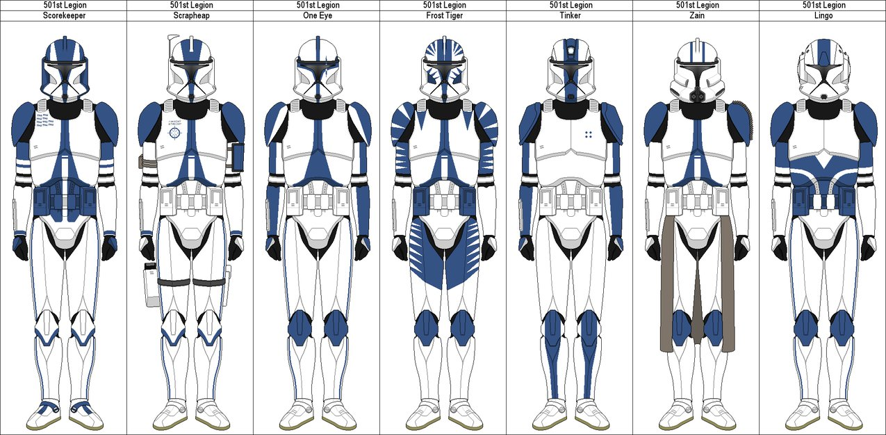501st Clone Trooper Wallpaper 93 images in Collection Page 2 1275x626