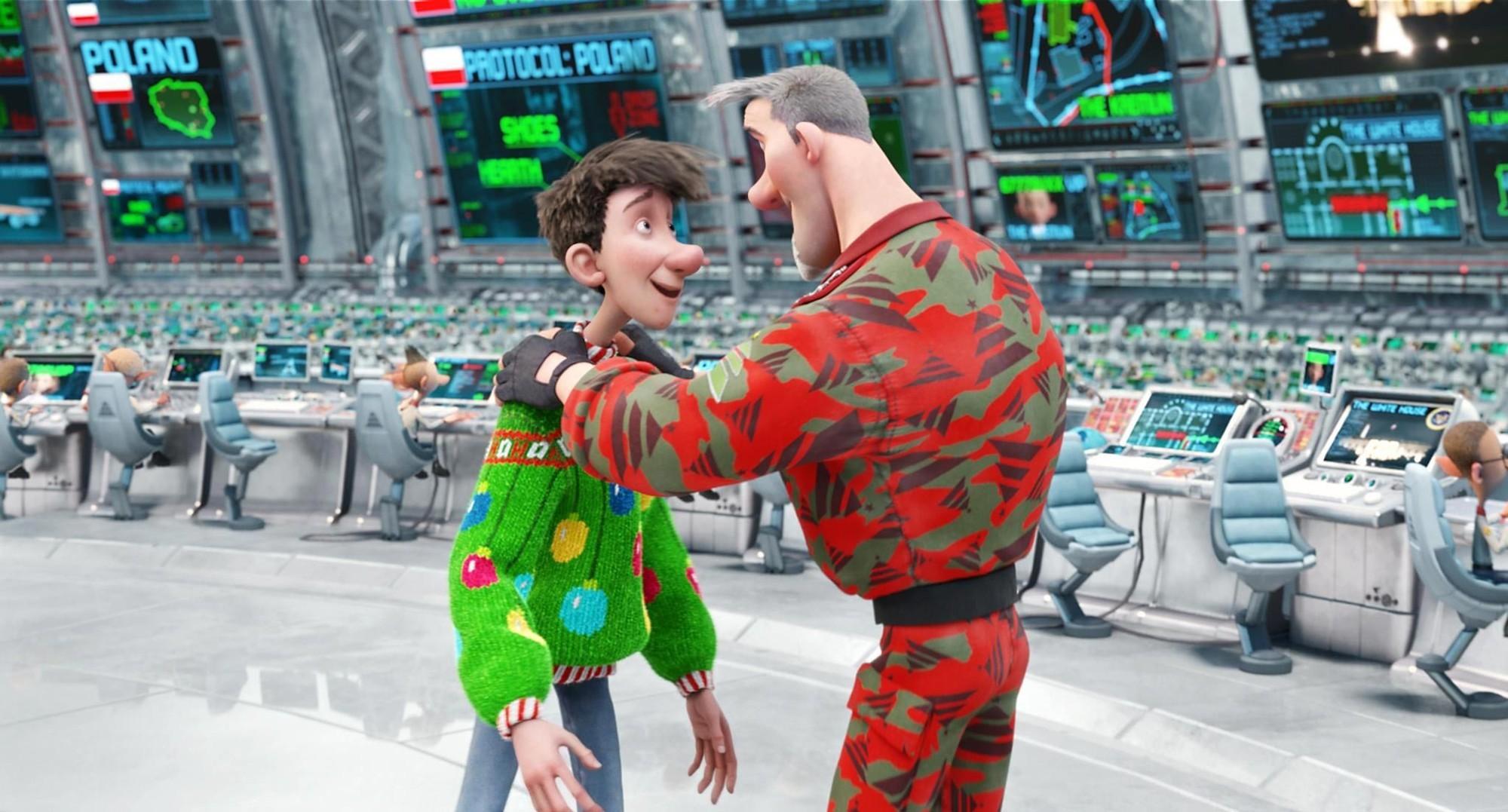 Arthur Christmas wallpapers Movie HQ Arthur Christmas pictures 2000x1077