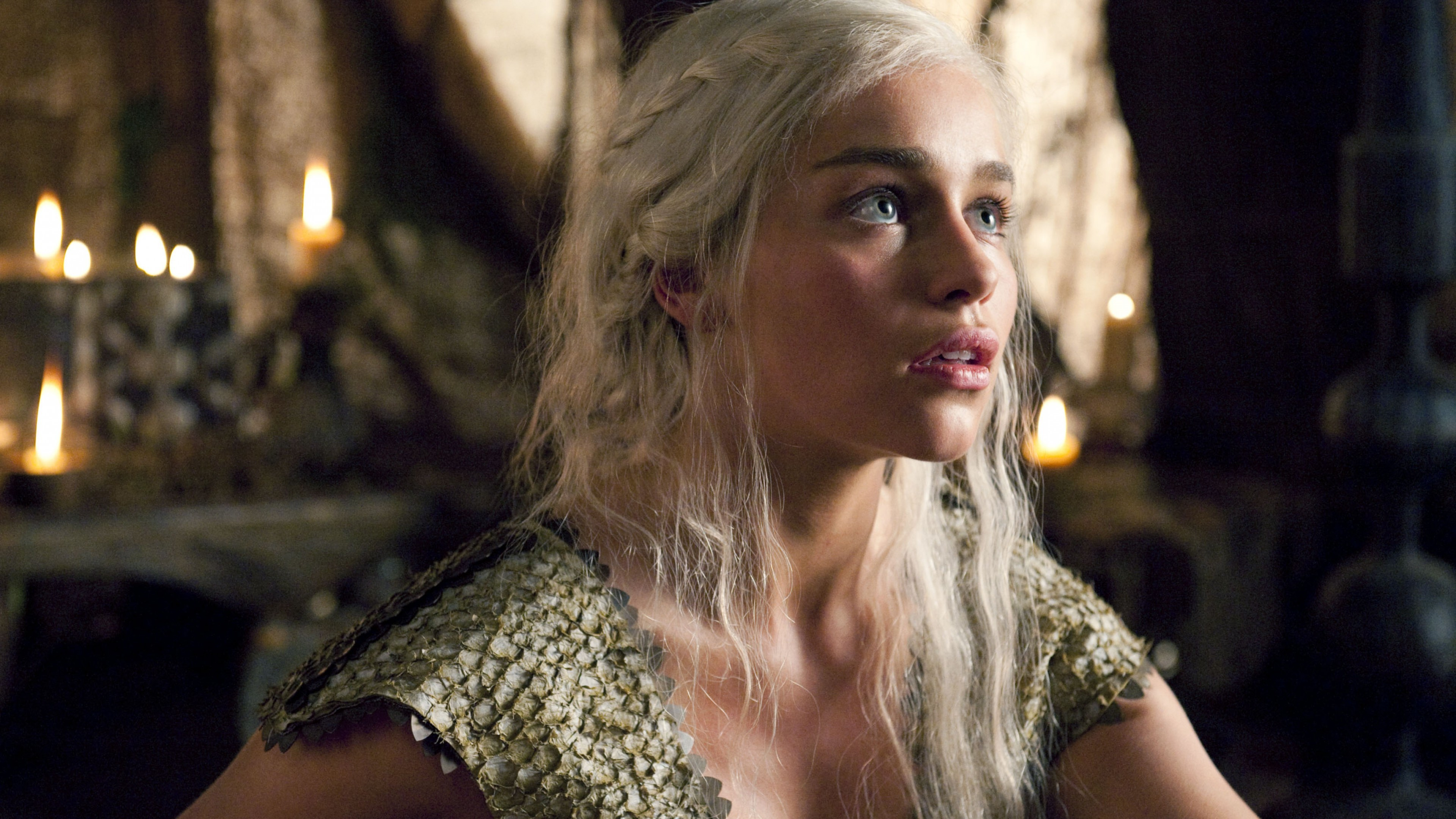 Emilia Clarke Game of Thrones Wallpapers 71 images 3840x2160