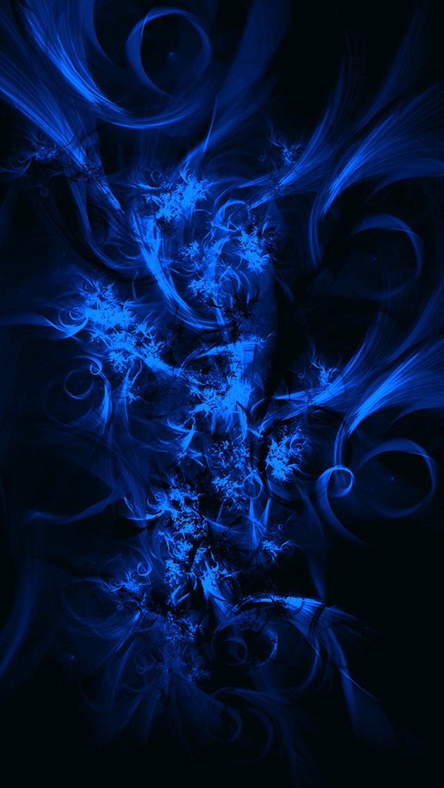 Free download Blue Abstract N003 iPhone 5 wallpapers ...