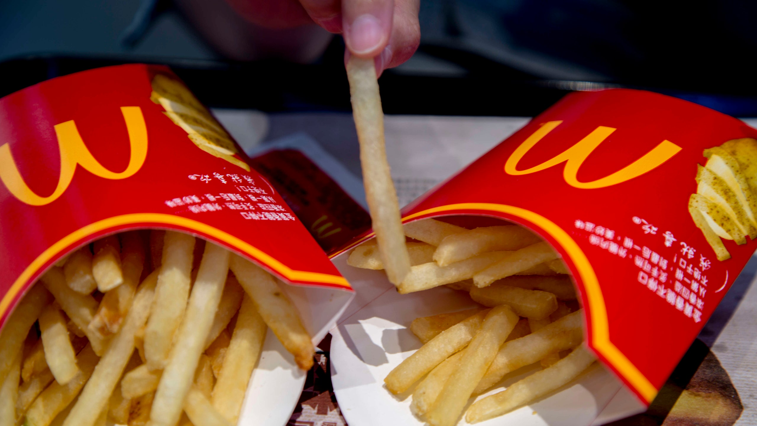 National French Fry Day Where to Get Fries Teen Vogue 2560x1440
