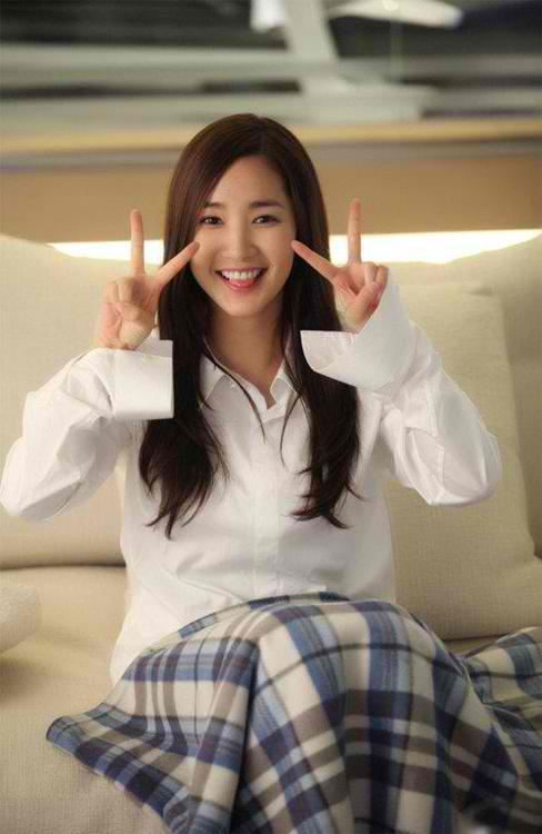 Park Min Young Agent Kim Nana [City Hunter] 488x750