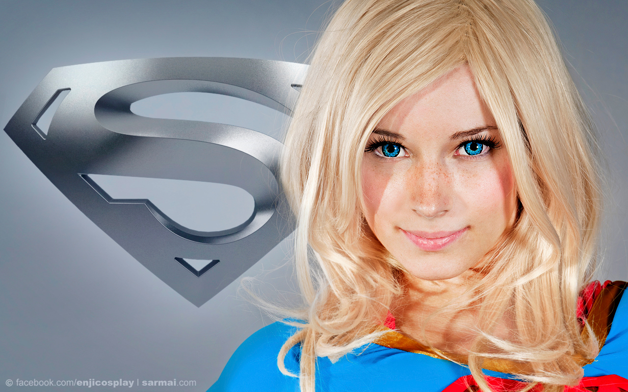 supergirl Cosplay 100 out of 10 based on 19 ratings 1280x800