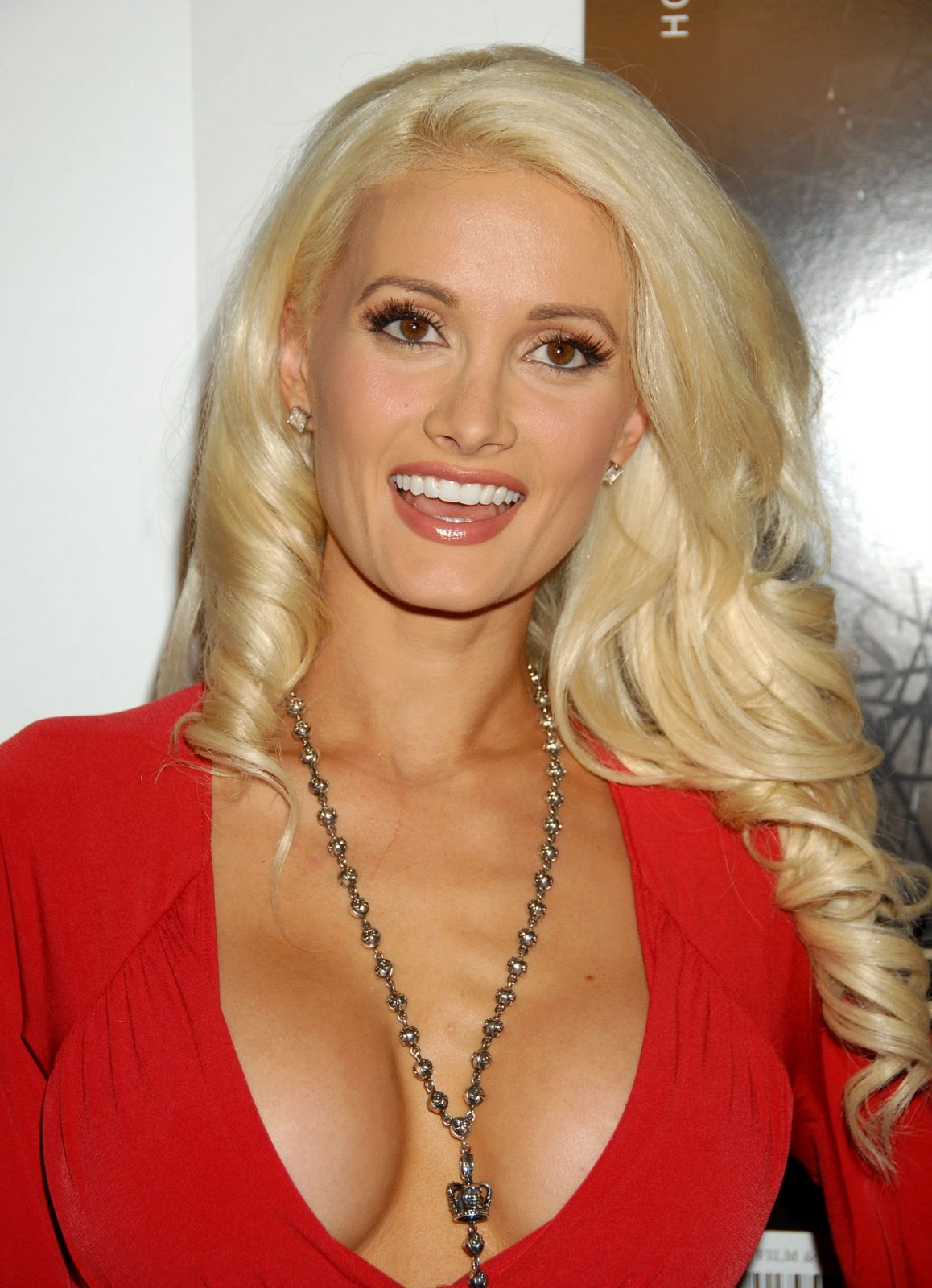 3D HD Wallpaper holly madison red dress wallpapers 43547657 1158x1600