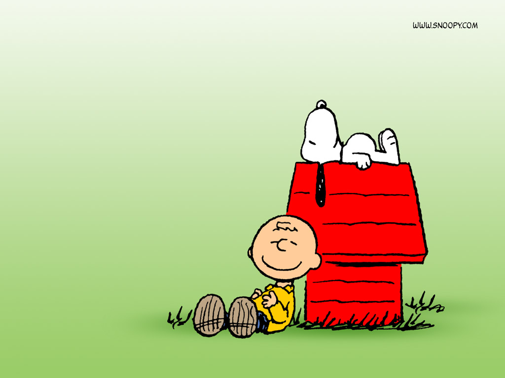 02 Peanuts Charlie Brown And Snoopy 02 1024 1024x768